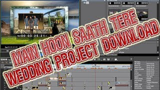 Download Edius Wedding Project   Main Hoon Saath Tere Arijit Singh