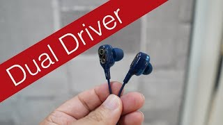 Noise TuneDUO Dual Driver Bluetooth Wireless Earphones For Rs. 1,299