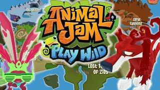 ANIMAL JAM: PLAY WILD [APP] HAS BEEN RELEASED!