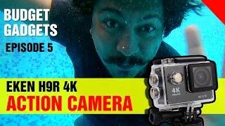 Eken H9R 4k Action Camera Review | Budget Gadgets EP-5