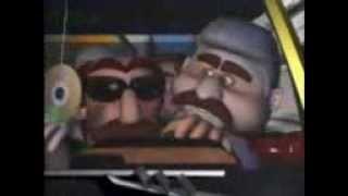 ترکی خنده دار دروازا - تترا میکس