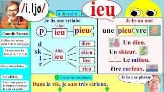 Apprentissage de la lecture Maternelle CP en Français # ieu (108)