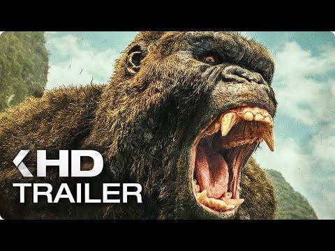Kong Skull Island ALL Trailer & Clips 2017
