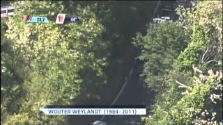 Wouter Weylandt dies after crash at Giro d'Italia