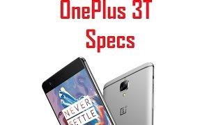 OnePlus 3T Specs, Features & Price