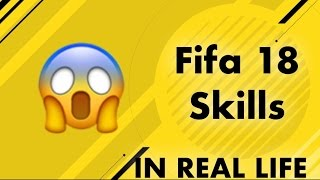 New FIFA 18 Skill Move Suggestions!