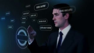 Business Agent   After Effects Hi-Tech Opener
