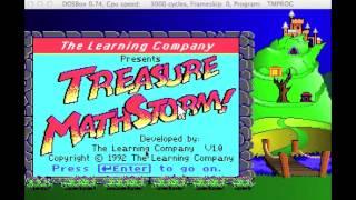 FREE Computer Game: Treasure MathStorm. FREE DOWNLOAD & Review