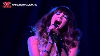 Samantha Jade  Wide Awake   Live Show 1   The X Factor 2012   YouTube