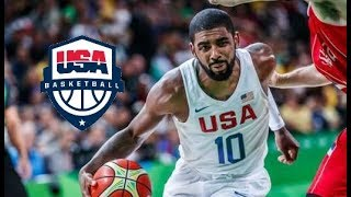 Kyrie Irving Team USA Offensive Highlights (2016) - UNREAL!!!