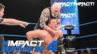 KM vs Scott Steiner: Match in 4 | IMPACT! Highlights June 21, 2018