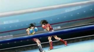 AMV de Ring ni Kakero y Hajime no Ippo