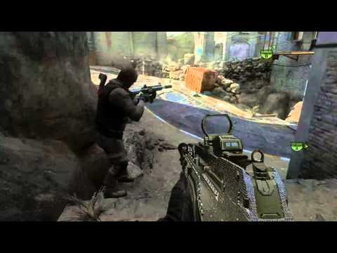 M4G II EXPERT x - Black Ops II Game Clip