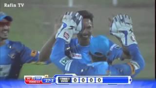 Marlon Samuels vs Mustafizur Rahman  BPL 2015