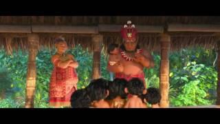 Moana-Baby Moana Meets The Ocean (HD)
