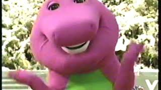 Barney and The Wiggles in the 2001 Macy's Thanksgiving Day Parade