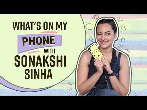 Xxx Mp4 Sonakshi Sinha What S On My Phone Bollywood Pinkvilla Happy Phirr Bhag Jayegi 3gp Sex
