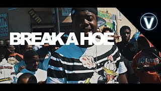 BANGA - BREAK A HOE | Dir @YOUNG_KEZ (Official Music Video)