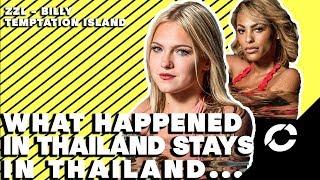 MET WIE HAD BILLY 7 KEER SEKS OP TEMPTATION ISLAND? | ZIE ZE LIEGEN - CONCENTRATE