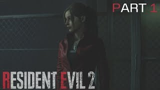 Resident Evil 2 - First 90 Mins of Claire