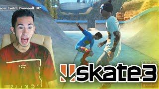 X7 Albert at Skate 3 Megapark