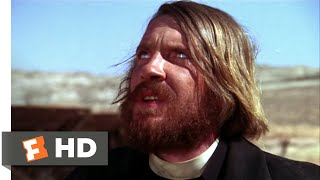 The Ballad of Cable Hogue (1970) - A Funeral Sermon Scene (7/7)   Movieclips