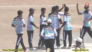 Sagar Shelke Bowling DSPL 2017
