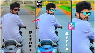 How To Give Oilpainting Effect In Picsart by Pj Seenu Creations