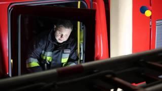 998 sekund na ratunek - reportaż o strażakach z Aleksandrowa Łódzkiego