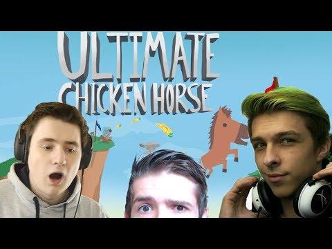 Xxx Mp4 KARMA JE ZDARMA Ultimate Chicken Horse W MenT Baxtrix 3gp Sex