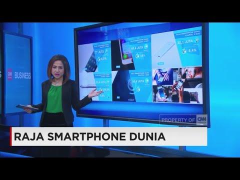 Raja Smartphone Dunia