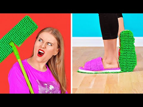 IF MOM IS MAD ON YOU DIY HOME HACK AND TRICKS Back to School Funny Pranks by 123 GO SCHOOL