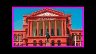 Breaking News | Karnataka high court vacates stay on teachers' transfer