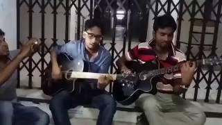 Dirgoshash by Adhar || Practice Session By Agnisnan Band