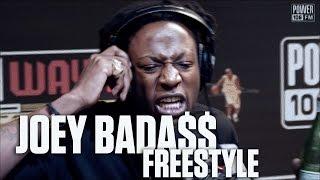 Joey Bada$$ Freestyles Over Iconic West Coast Beats