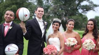 Kyle Kuric and Taraneh Momeni // Louisville Wedding Video Highlights from The Olmsted