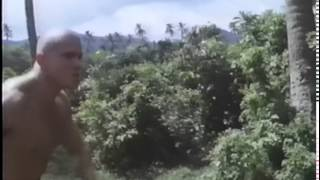 Strike Commando (1987) - Fight Scene