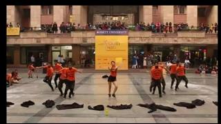 THE HOT DANCE, AMITY UNIVERSITY NOIDA    AMITY YOUTH FEST 2017