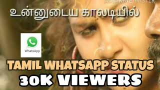 tamil love whatsapp status( kollidam movie)
