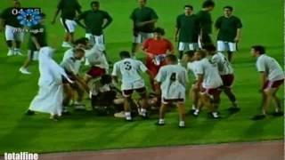 طارق العلي - معلق مباراة