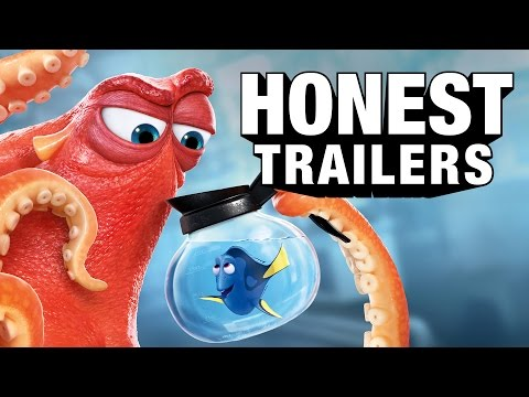 Honest Trailers Finding Dory