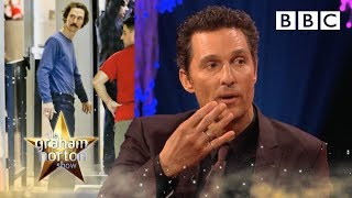 Matthew McConaughey discusses his weight loss - The Graham Norton Show: Episode 14 - BBC One