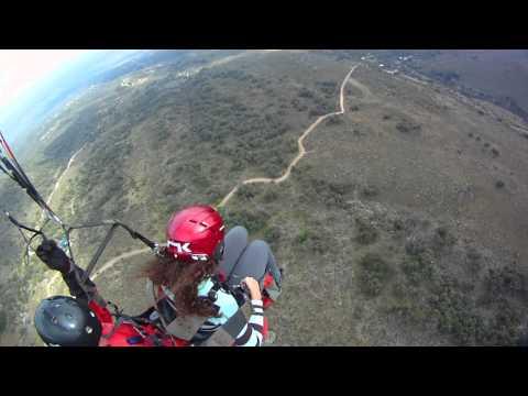 ¿Sabés volar Parapente en Merlo San Luis