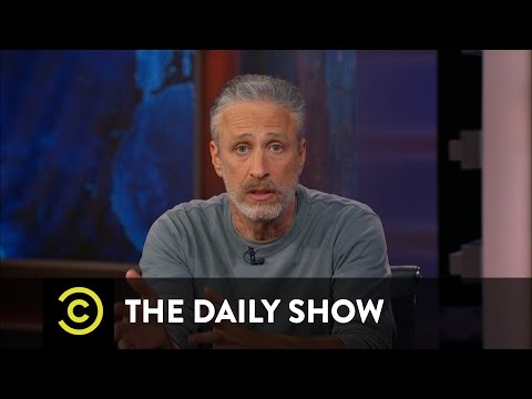 Jon Stewart Returns to Shame Congress The Daily Show