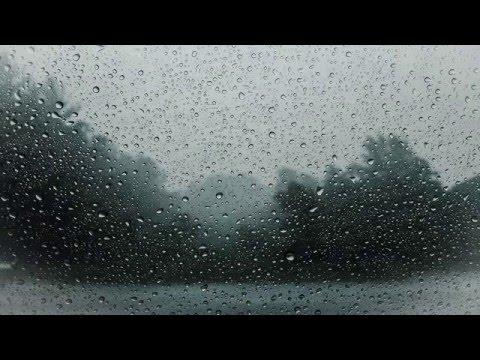 3 horas de som de tempestade