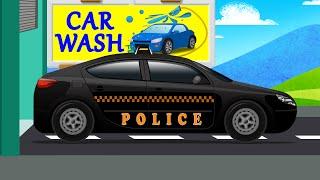 Police Car | Car Wash | London Police Car