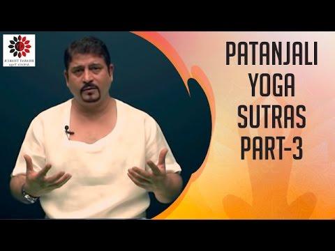 Yoga Sutras of Patanjali by Dr. Bharat Thakur A Sufi Story Part 3 Bharat Thakur Artistic Yoga