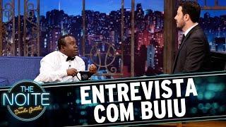 Entrevista com Buiú | The Noite (20/04/17)