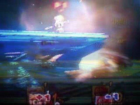 Super Smash Bros Brawl Combo Video