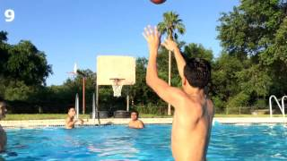 SWIMMING POOL 3 POINT CONTEST!